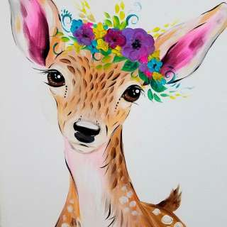 Drink and Paint at Asheville Brewing Company