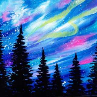 Drink and Paint at Asheville Brewing Co!