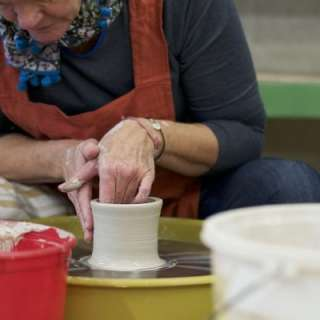 Ready, Set, Throw! One Night Pottery Classes with  Kelsey Sickmeyer & Cayce Kolstad