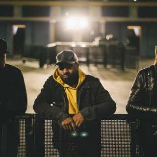 Keys N Krates' Cura Tour