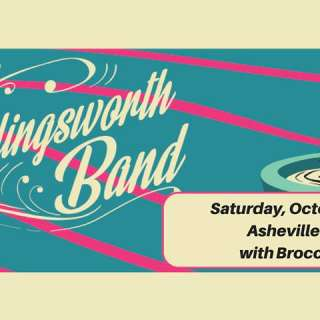 Kyle Hollingsworth Band w/Broccoli Samurai -Asheville Music Hall
