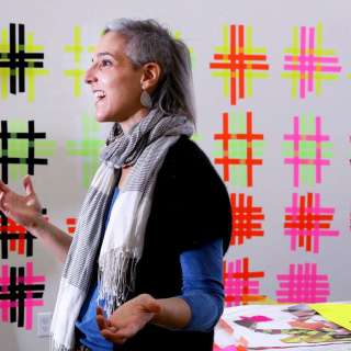 Artist Talk with Marianne Fairbanks