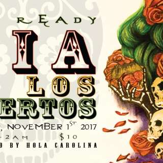 Dia de los Muertos Presented by Hola Carolina