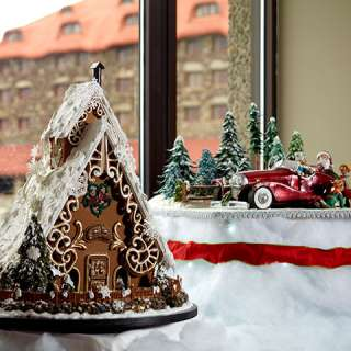 2017 Gingerbread Holiday Bed and Breakfast Package