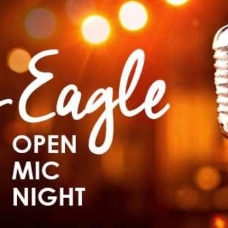 World-Famous Open Mic Night