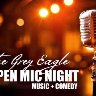 Open Mic Night w/ Lesa Silvermore & Sam Robertson