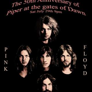 The 50th Anniversary of Pink Floyd's Piper At the Gates of Dawn
