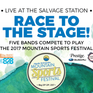 Race to the Stage - A Race for Bands to Perform at MSF!