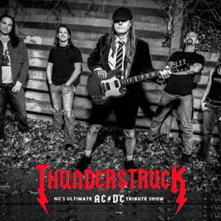 Thunderstruck NC's Ultimate AC/DC Tribute Show