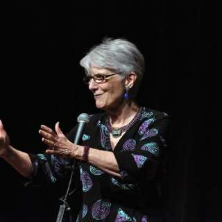 Taking a Leap: An Evening of Stories with Connie Regan-Blake