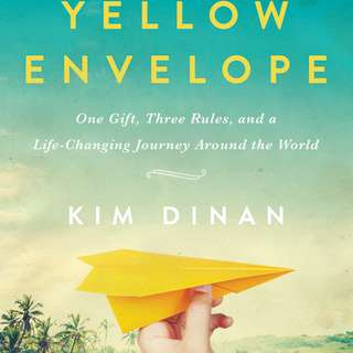 "Author Kim Dinan Discussing and Signing ""The Yellow Envelope"""