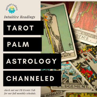 Tarot, Astrology, and Channeled Readings