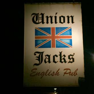 Union Jacks English Pub