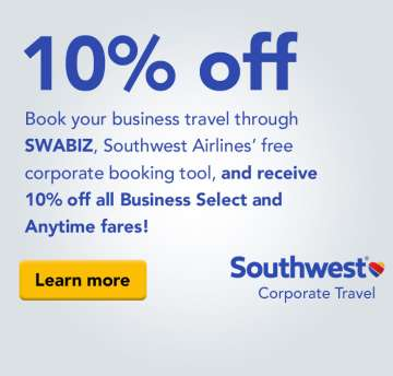 10% Off Flights