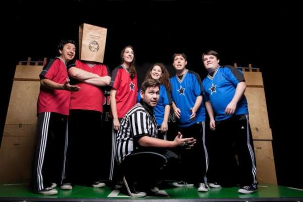 $4 Off Regular Admission to 8pm ComedySportz Match