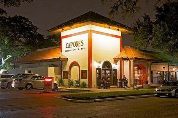 20% Off Lunch or Dinner at Capone's