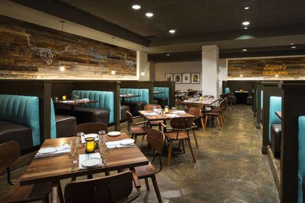 15% de descuento para cenar en Edgar's Hermano Restaurant