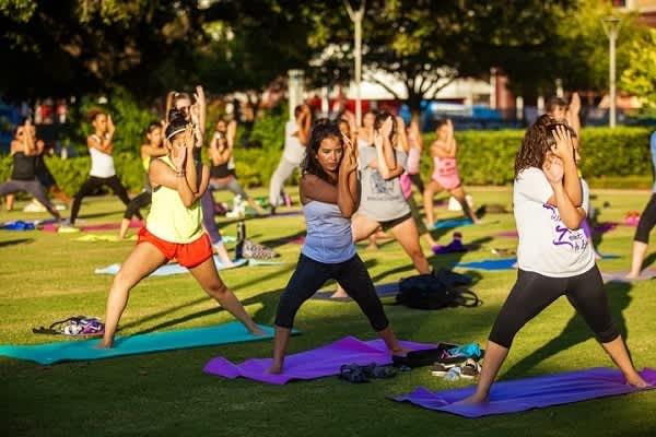 Core-Focused Yoga