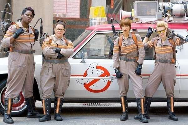 Screen on the Green: Ghostbusters