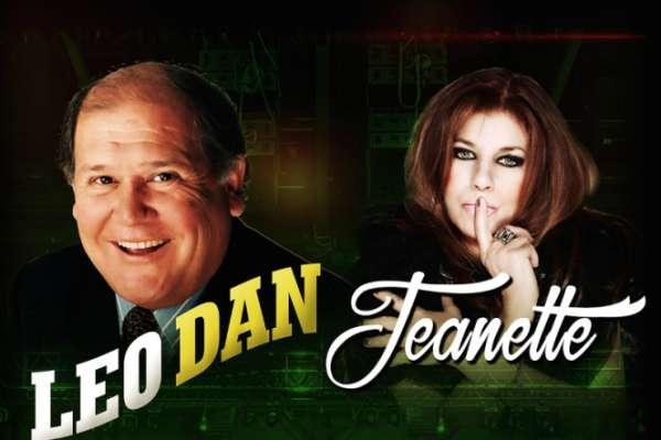 Leo Dan, Jeanette y King Clave en Concierto