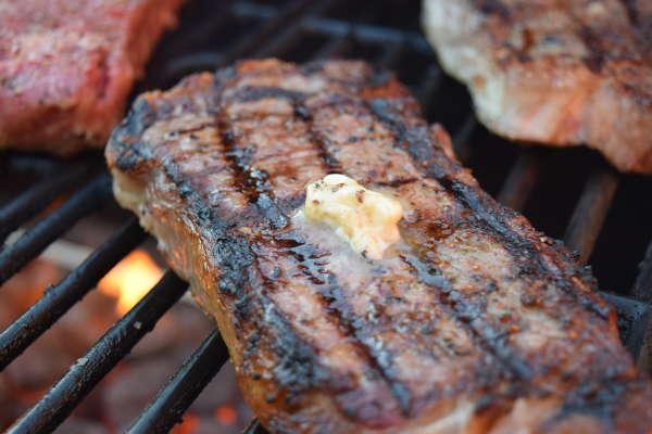 Steak Night at The Maple Leaf