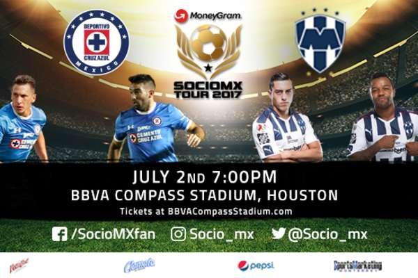 Cruz Azul F.C. vs C.F. Monterrey