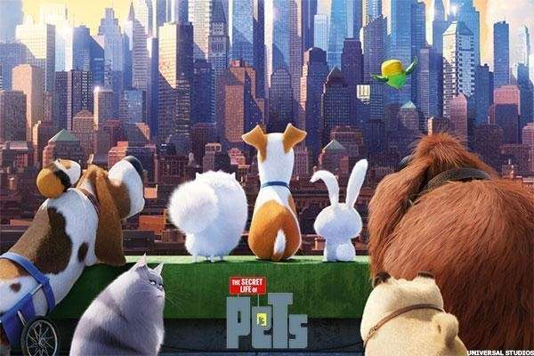 Screen on the Green: Secret Life of Pets