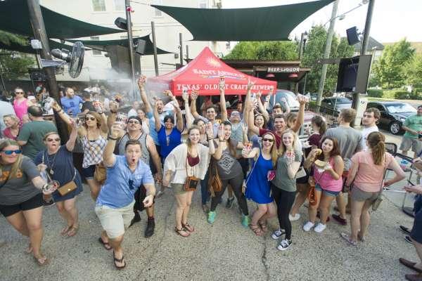Saint Arnold Downtown Pub Crawl