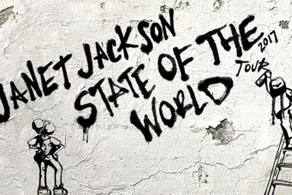 Janet Jackson en Concierto