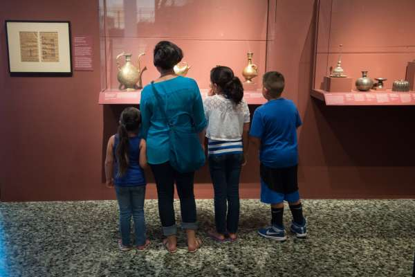 Mother's Day Weekend at MFAH