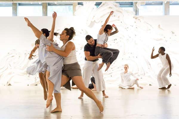 BALANCE; a multi-generational dance project presented by Chapman Dance