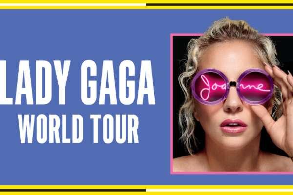 Lady Gaga World Tour