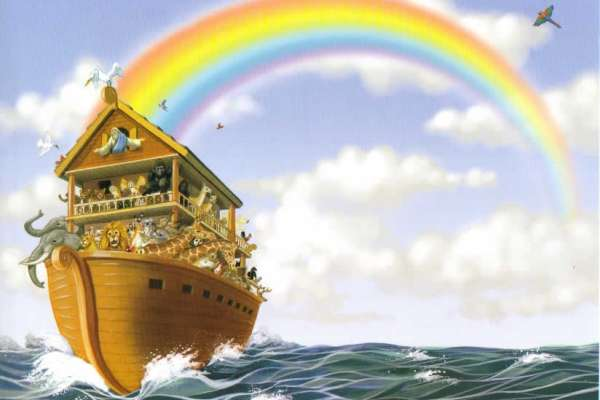 Mishpacha & Me Goes to the Museum: Noah's Ark