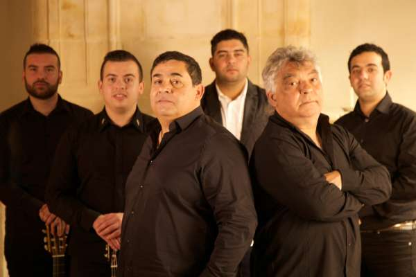 Gipsy Kings en Concierto