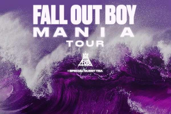 Fall Out Boy en Concierto