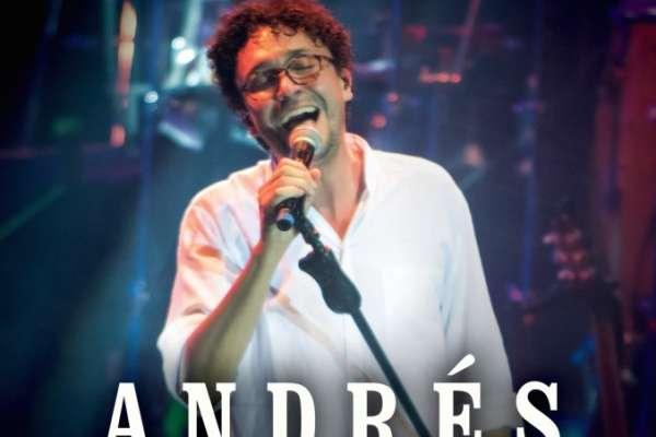 Andrés Cepeda en Concierto