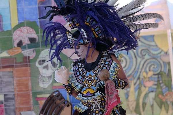 MECA Dia de los Muertos Festival