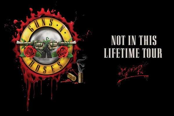 Guns N' Roses en Concierto