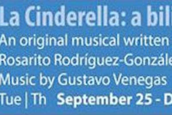 La Cinderella: a bilingual love story