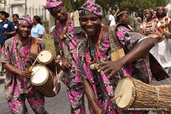 Nigeria Cultural Parade