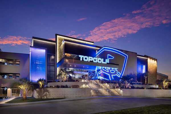 $10 Off Game Play at Topgolf