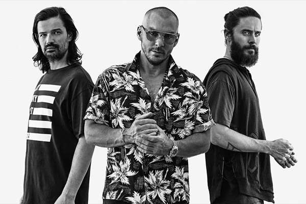 THIRTY SECONDS TO MARS WITH WALK THE MOON, K.FLAY AND WELSHLY ARMS