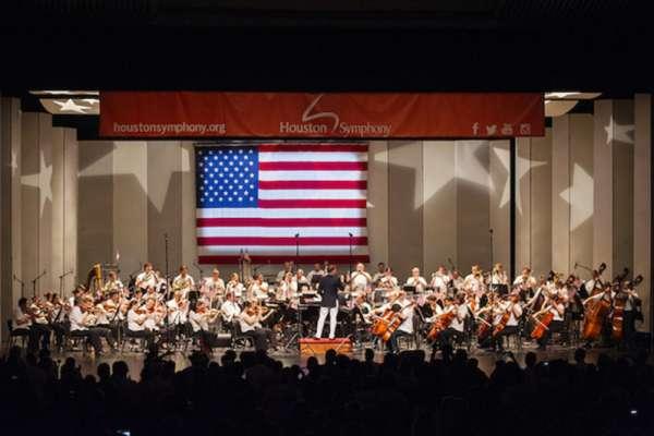 ExxonMobil Summer Symphony Nights: Star Spangled Salute