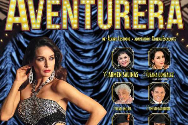 Aventurera en el Arena Theatre