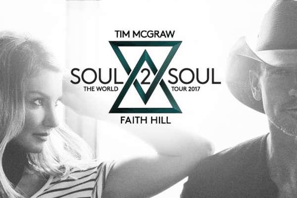 Tim McGraw y Faith Hill en Concierto