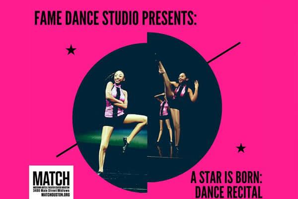 Fame Dance Studio presents A Star Is Born