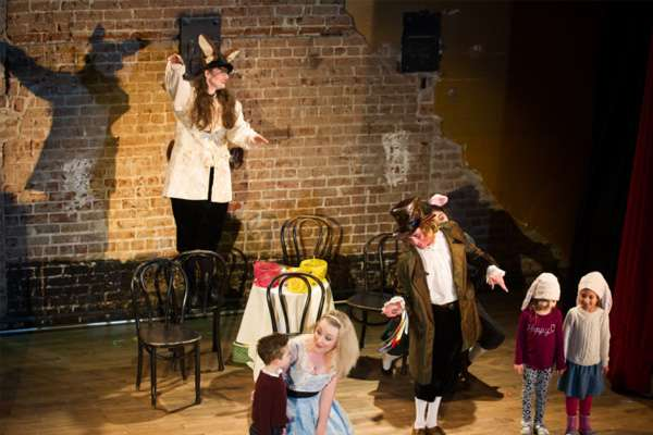 Alice! Wonderland Family Playhouse