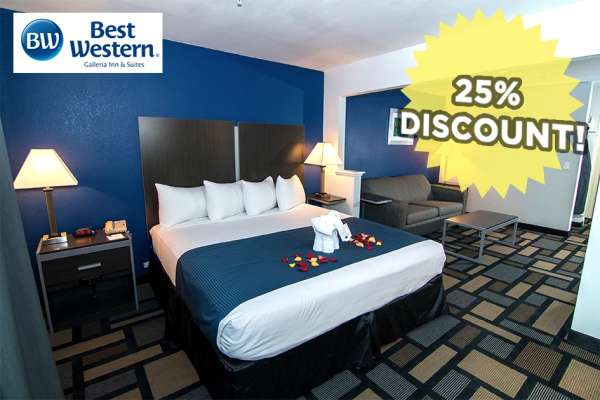 Summer Stay - 25% DISCOUNT
