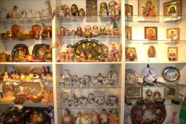 Russian Spring Bazaar