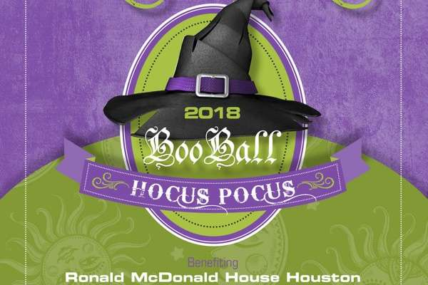 RONALD MCDONALD HOUSE HOUSTON PRESENTS 2018 BOO BALL